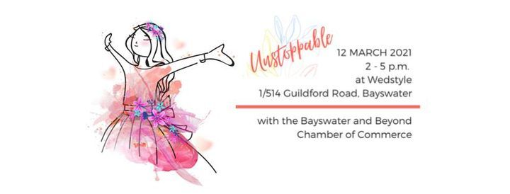 Unstoppable - International Women's Day 2021, 12 March | Event in Perth | AllEvents.in