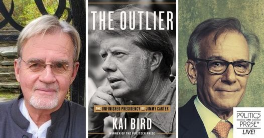 P&P Live! Kai Bird   The Outlier with David Ignatius, 21 June   Online Event   AllEvents.in