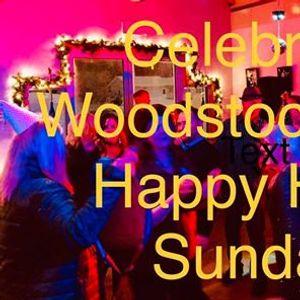 Happy Hour SundayWoodstocks 50th Anniversary