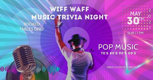 Music Quiz Night, 30 May   Online Event   AllEvents.in