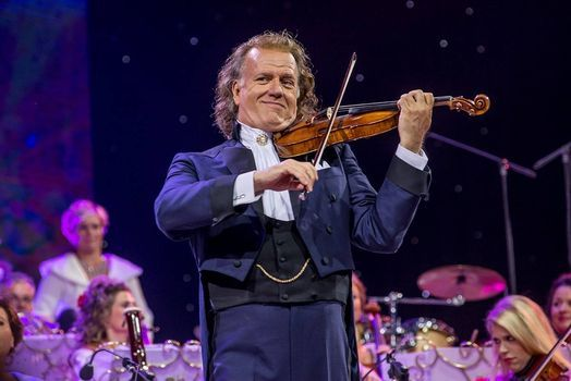 André Rieu live in Dublin (rescheduled), 9 April | Online Event | AllEvents.in
