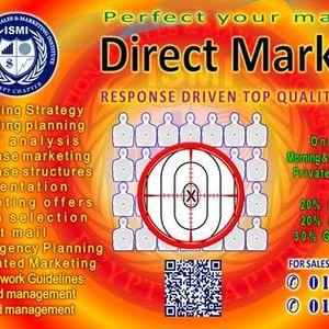 Direct Marketing  Online Program