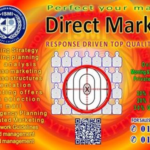 Direct Marketing  Online Program
