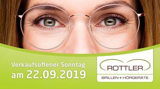 Verkaufsoffener Sonntag bei Rottler Hapke in Neuss