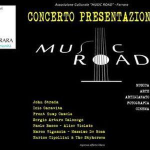 CONCERTO E PRESENTAZIONE MUSIC ROAD