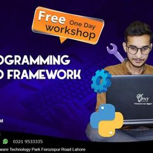 Free One Day Workshop on Scope of Python Programming with Django Framework