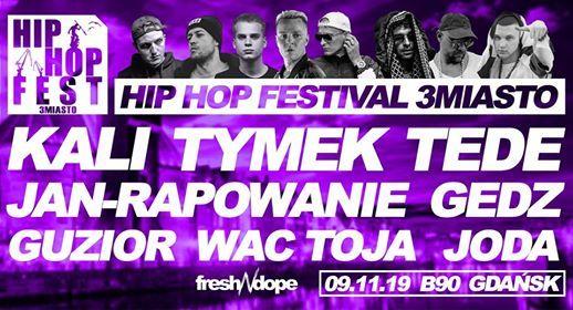 Hip Hop Festival 3Miasto 5 by Fresh N Dope