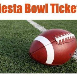 Fiesta Bowl Tickets Glendale AZ State Farm Stadium