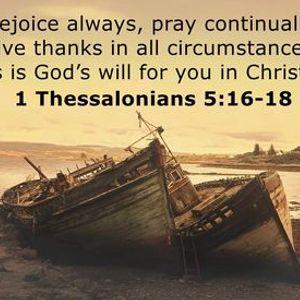 Wednesday Morning Prayers