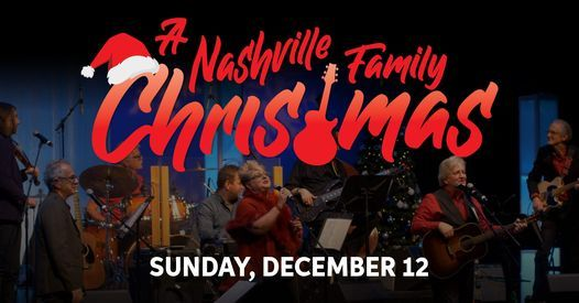 A Nashville Family Christmas at The Clyde Theatre, 12 December | Event in Fort Wayne | AllEvents.in