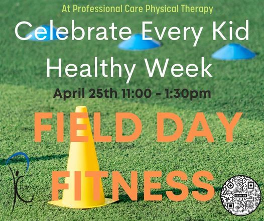 Free Field Day of Fitness at Professional Care PT of East Patchogue!, 25 April | Event in Patchogue | AllEvents.in
