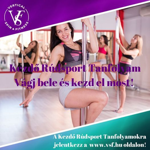 Kezdő Rúdsport Tanfolyam Indul Csütörtökönként!, 11 March | Event in Gyor | AllEvents.in