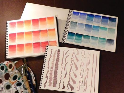 Color Theory through Watercolor, 29 July   Event in Mineral Point   AllEvents.in
