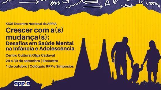 XXXI Encontro Nacional da APPIA, 29 September | Event in Sintra | AllEvents.in