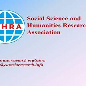 2 PragueInternational Conference on Social Science & Humanities