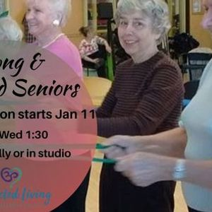Strong & Balanced Seniors