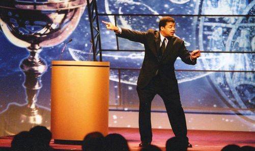 Neil deGrasse Tyson: An Astrophysicist Goes to the Movies, 21 September | Event in Columbus | AllEvents.in