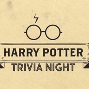 Harry Potter Virtual Trivia Night
