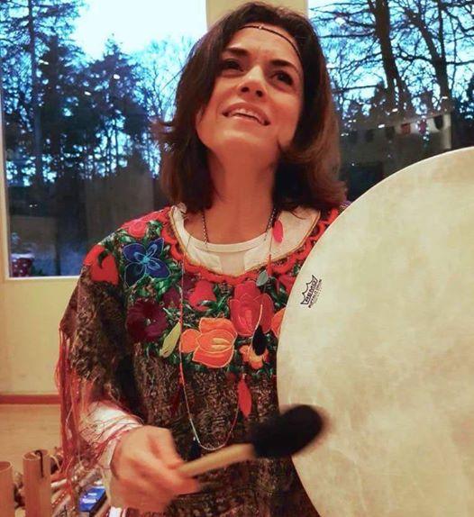 Full Moon Sound Journey with Gonca van Herpen