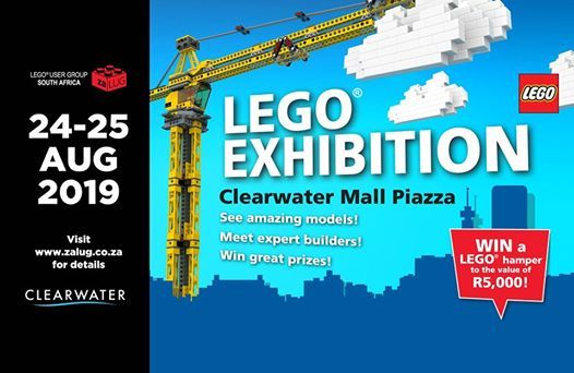 Clearwater Mall zaLUG LEGO Display Event