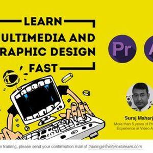 Multimedia and Graphic Design Training
