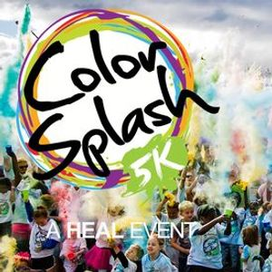 HEAL Color Splash 5K RunWalk 2021