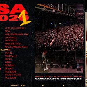 Bausa  100 PRO Tour  Dortmund  verlegt