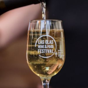 Las Olas Wine and Food Festival hosted by American Lung Association