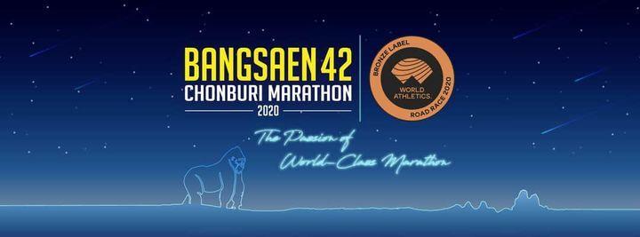 Bangsaen42 Chonburi Marathon 2020, 8 November   Event in Chon Buri   AllEvents.in