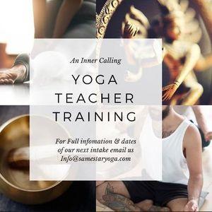 Same Star Yoga Teacher Training - October 2020