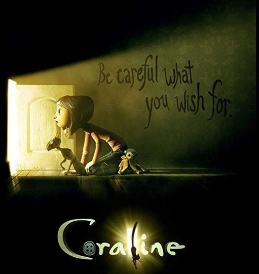 Flicks from the Hill Coraline