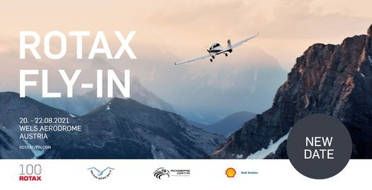 ROTAX Fly-In 2021, 20 August | Event in Wels | AllEvents.in