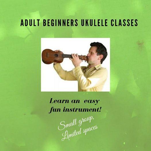 Adult Beginners Ukulele Classes