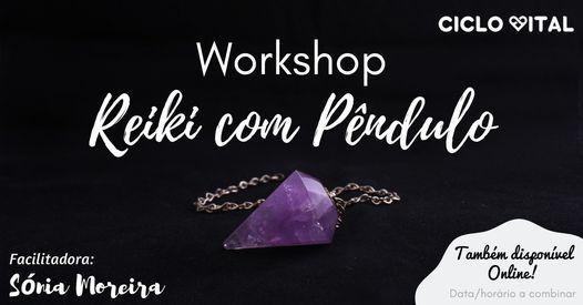 Workshop Reiki com Pêndulo, 16 October   Event in Aveiro   AllEvents.in