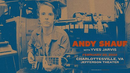 Andy Shauf - NEW DATE, 20 February | Event in Charlottesville | AllEvents.in