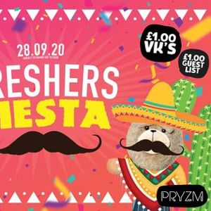 Quids In Freshers Fiesta  Official Cardiff Freshers Event