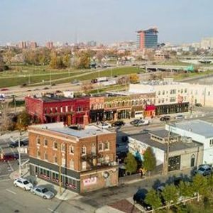 Detroit Neighborhoods Corktown Walking Tour