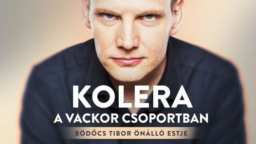 Újabb időpontok! - Bödőcs Tibor önálló estje a BKK-ban, 7 August | Event in Budapest | AllEvents.in