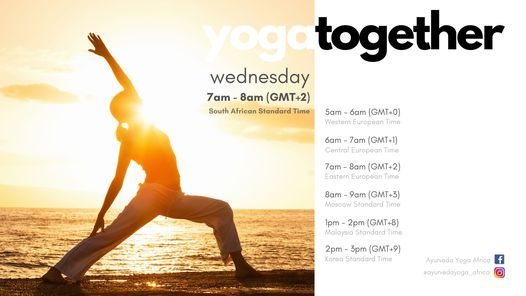 Classic Yoga Online with Michelle | Online Event | AllEvents.in