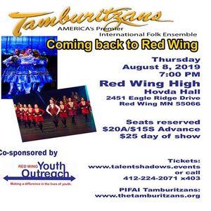 Tamburitzans in Red Wing MN