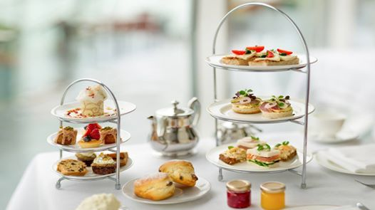 Afternoon Tea at The Cliff House Hotel