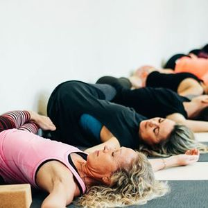EVENT. Nytrs Yin Yoga