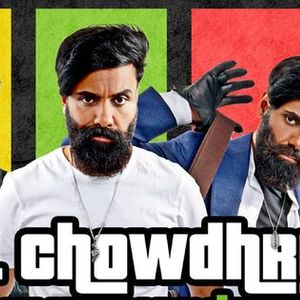 Paul Chowdhry Family Friendly Comedian - Leicester