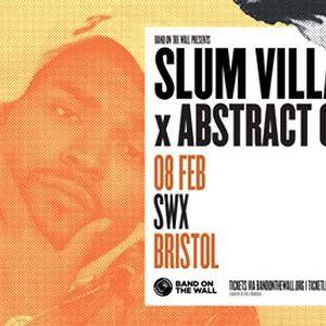 Slum Village x Abstract Orchestra - Bristol