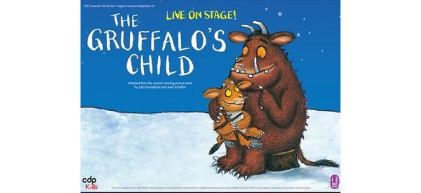 The Gruffalo's Child, 28 March | Event in Gosford | AllEvents.in