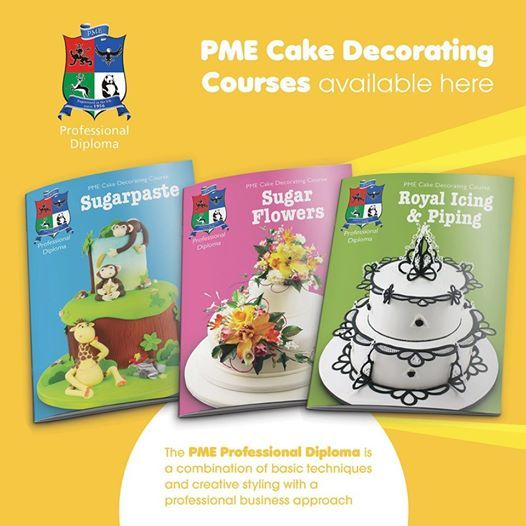 Knightsbridge Pme Incentive Sugarcraft Diplomas At Yellow