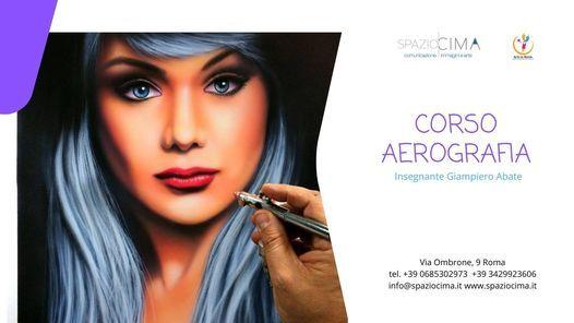 Corso Aerografia   Event in Rome   AllEvents.in