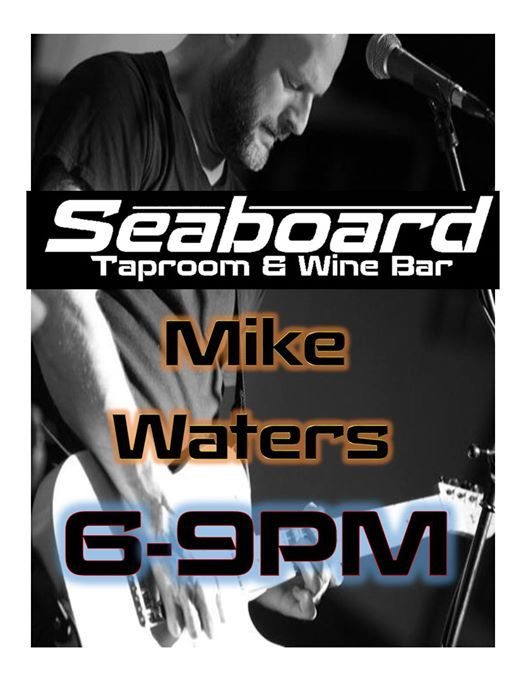 Mike Waters Plays Seaboard