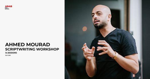 ورشة كتابة السيناريو مع أحمد مراد| يوليو ٢٠٢١, 10 July | Event in Helwan