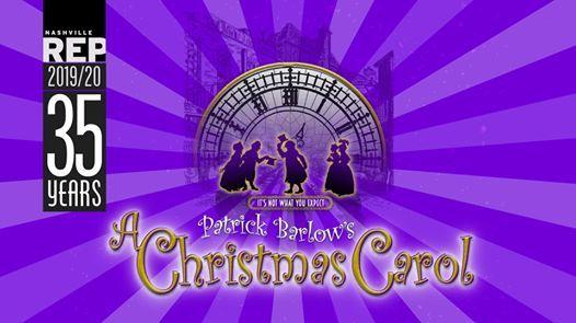 Patrick Barlows A Christmas Carol